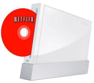 Netflix on Wii